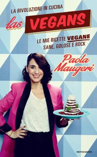 Copertina di Las vegans - libro di Paola Maugeri