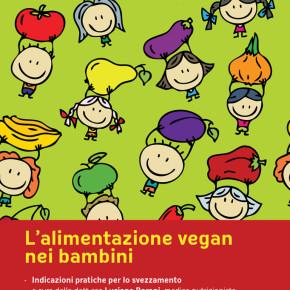 L'alimentazione vegan nei bambini - svezzamento e ricette