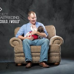 Campagna a favore dell'allattamento