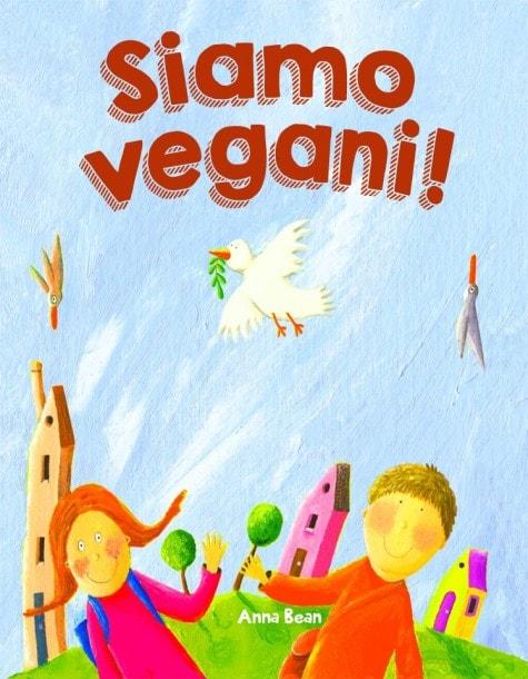 Copertina del libro Siamo vegani!