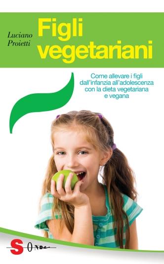 Copertina di Figli Vegetariani, edizione 2014