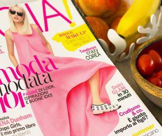 Copertina della rivista Gioia