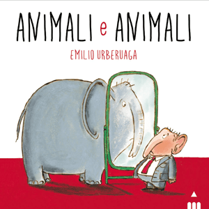 Copertina del libro Animali e animali