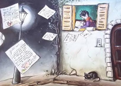 Il mondo che vorrei - raccolta di poesie vegan e animaliste