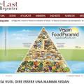 Essere una mamma vegan - The Last reporter