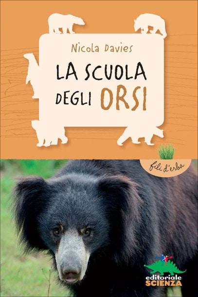 La scuola degli orsi - copertina