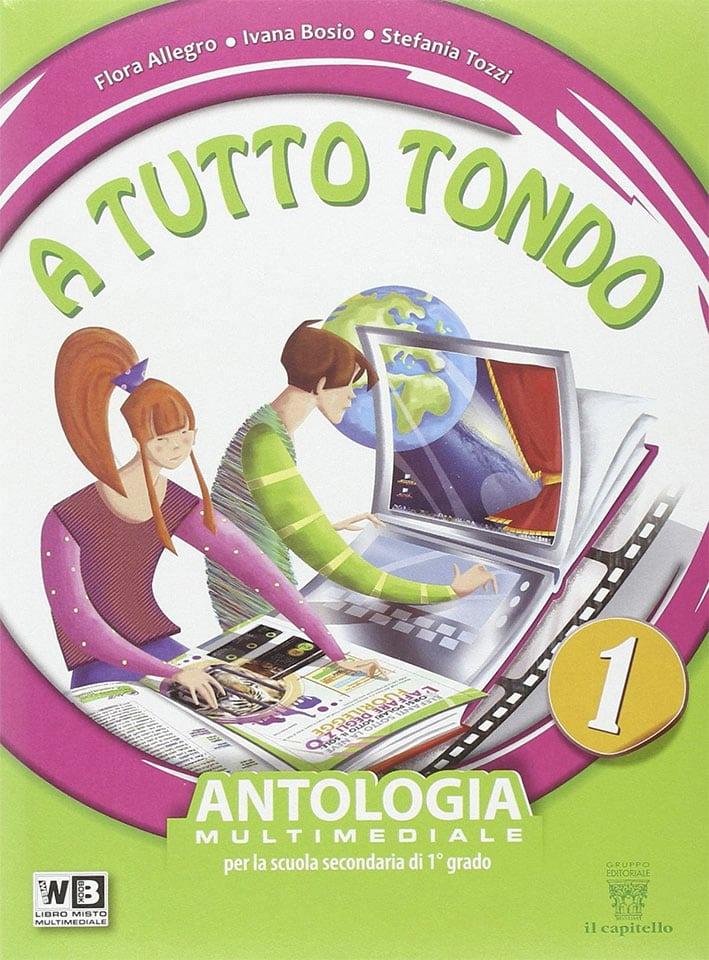 Antologia A tutto tondo - copertina