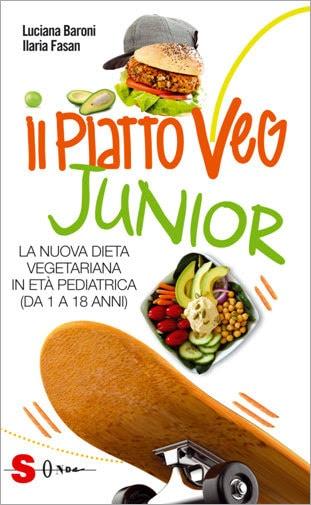 Il Piatto Veg Junior - copertina